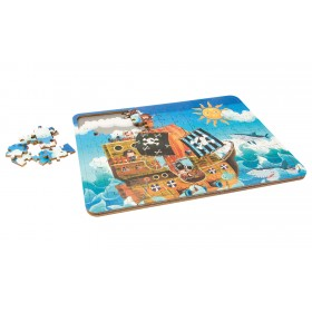 Puzzle Piratenschiff...